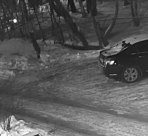 В Смоленске молодая девушка пострадала в результате аварии (видео)