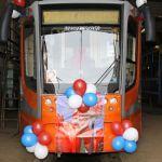 По Смоленску будет курсировать «Трамвай Победы»