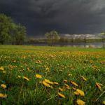 Прогноз погоды на воскресенье, 12 мая