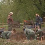 Федеральный канал рассказал о раскопках в Смоленске