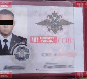 Сотруднику полиции, по вине которого произошло ДТП, грозит увольнение (фото, видео)