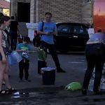 Жильцы нового дома надолго остались без воды (видео)