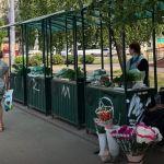 На Киселевке для дачников выделили торговые места