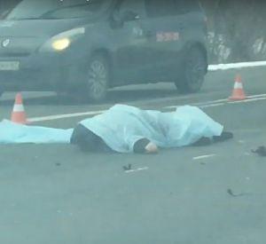 Задержан и отстранен от должности сотрудник полиции, подозреваемый в совершении смертельного ДТП на Рославльском шоссе