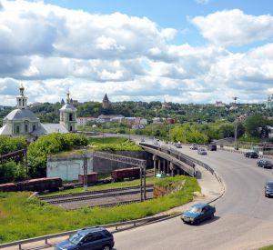 Опять пробки: начинается очередной ремонт Крестовоздвиженского моста
