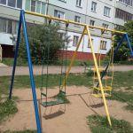 В Смоленске ребенок травмировался на детской площадке