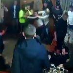 В смоленском баре посетитель устроил драку