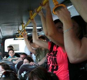 Маршрутки — самый травмоопасный вид транспорта, пенсионер оказался в больнице