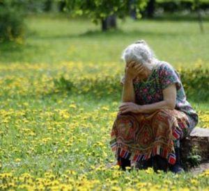 В лесу пропала пенсионерка