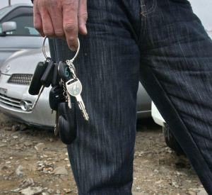 Смолянин угнал у москвича автомобиль за 700 000 рублей