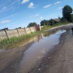 Фото: Жители Вязьмы недовольны состоянием дорог