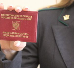 Вязьмич накинулся на судебного пристава с кулаками