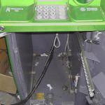 В Ярцеве неизвестные вскрыли банкомат возле комбината