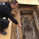 Во Франции хотят провести экспертизу останков соратника Наполеона,найденных в Смоленске