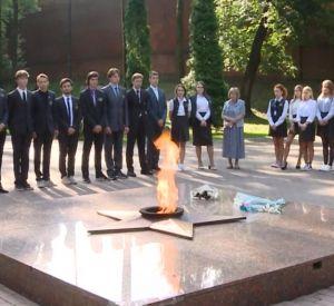 В Смоленске почтили память жертв теракта в Беслане (видео)