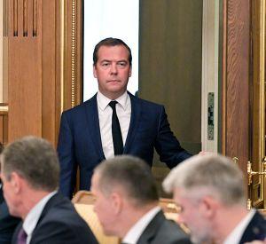 Правительство России уходит в отставку!