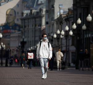 В Москве ввели режим самоизоляции для всех жителей