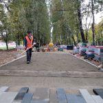 К 11 ноября в Смоленске собираются благоустроить сквер «60 лет ВЛКСМ»