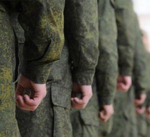 В смоленской войсковой части наказали за дедовщину солдата-срочника