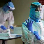 Число инфицированных коронавирусом в Смоленской области приблизилось к 3500 человек