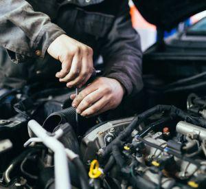 В России хотят запретить ремонтировать автомобили восстановленными запчастями