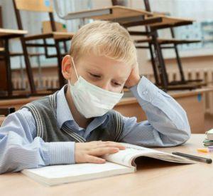 Ношение масок в смоленских школах не будет обязательным — Роспотребнадзор