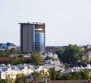 Недостроенная высотка на Гагарина превратится в гостиницу