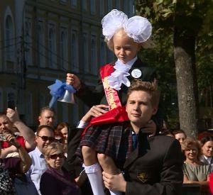 В Смоленске и области начался новый учебный год