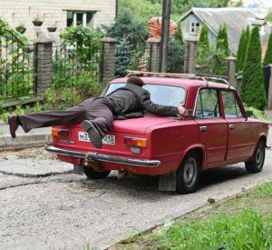 В Смоленске ограничили проезд автотранспорта из-за съемок фильма