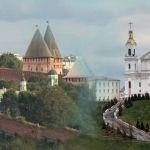 Смоленск лидирует в рейтинге российских городов