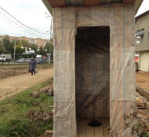 Бесплатный туалет для раскованных установили в Смоленске