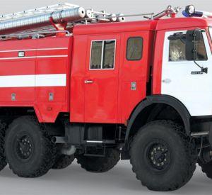 В Смоленской области сгорела иномарка