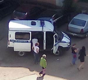 Жителям Дорогобужа портят автомобили