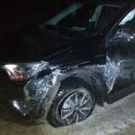 В лобовом ДТП пострадал молодой мужчина