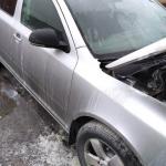 В Смоленске загорелся автомобиль