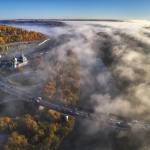 В Смоленске ограничили проезд транспорта по Крестовоздвиженскому мосту
