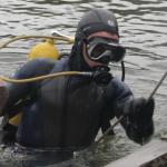 В Смоленской области водолазы достали из реки труп мужчины