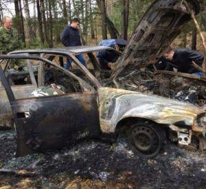 Полицейские нашли сожженное тело. Убийца рассказал все подробности