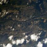 Появилось фото Смоленска из космоса