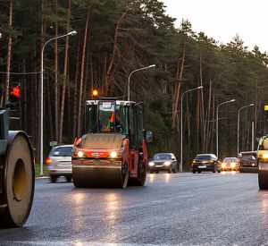На федеральной трассе Р-120 под Смоленском будут действовать ограничения движения