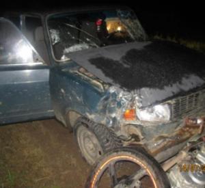 Фото: Под Смоленском водитель, устроивший массовое ДТП, насмерть сбил несовершеннолетнего мотоциклиста