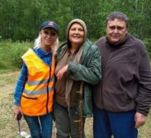 Сальваровцы рассказали о спасении смолянки, которая провела в лесу три дня