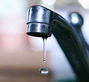 Из-за аварии жители Ленинского района остались воды