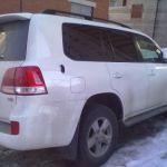 У смолянина с охраняемой стоянки угнали Toyota Land Cruiser