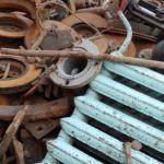 В Смоленскую область пытались ввезти 600 килограммов чермета