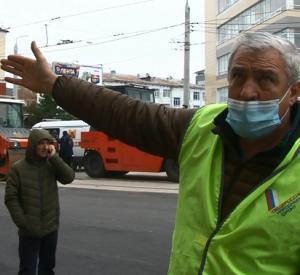 Активисты ОНФ проверили качество ремонтв смоленских улиц