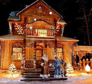 Маленьких смолян приглашают в резиденцию Деда Мороза