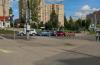 На улице Румянцева произошло ДТП из четырех автомобилей