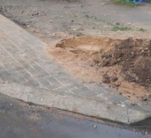 Фото: Активисты ОНФ требует устранить недостатки ремонта дворов в Смоленске