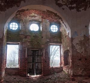 На Смоленщине большое количество храмов нуждаются в реставрации